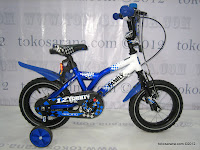 12 Inch Family Trinity Kids Bike