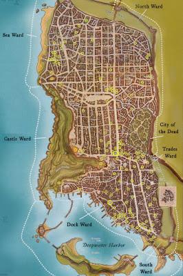 Dicas criar cidades RPG