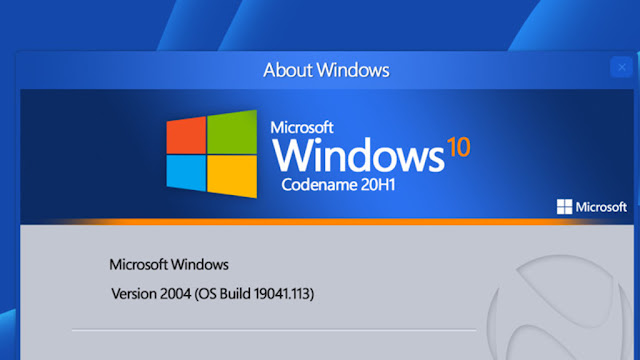 Bản cập nhật Windows 10 2004