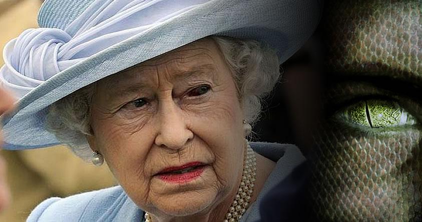 ¿Y si la reina de Inglaterra fuera un reptil? Presunta noticia en sitio web de la familia real causa controversia