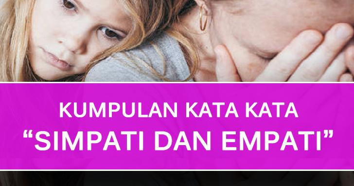 Kata Kata Simpati Kumpulan Mutiara Bijak Tentang Pentingnya Simpati Dan Empati