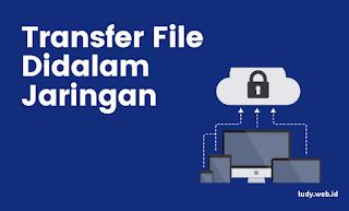 cara berbagi file dalam jaringan kantor