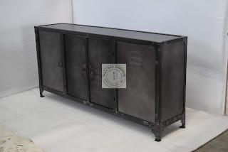 Industrial Metal Sideboard Jodhpur Factory