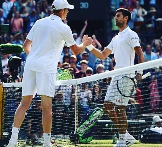10 Petenis Pembunuh Raksasa Di Wimbledon