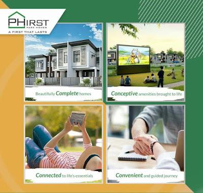 Phirst Park Homes 4C's