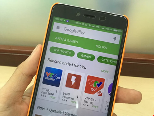 Sửa tất cả các lỗi thường gặp trên Google Play