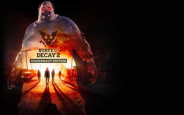 تحميل لعبة State of Decay 2 Juggernaut Edition مجانا للكمبيتر
