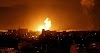 Israel bombed terrorists in Gaza after a rocket was fired at southern Israel