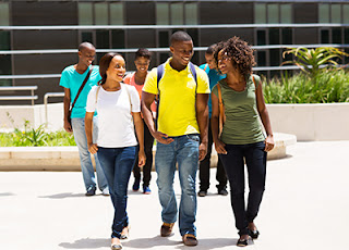 Improving the Sub-Saharan African Student Experience