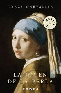 """""""La joven de la perla"""" de Tracy Chevalier"""