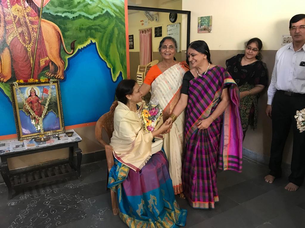 Vaidehi Seva Samithi, Vaidehi Ashramam
