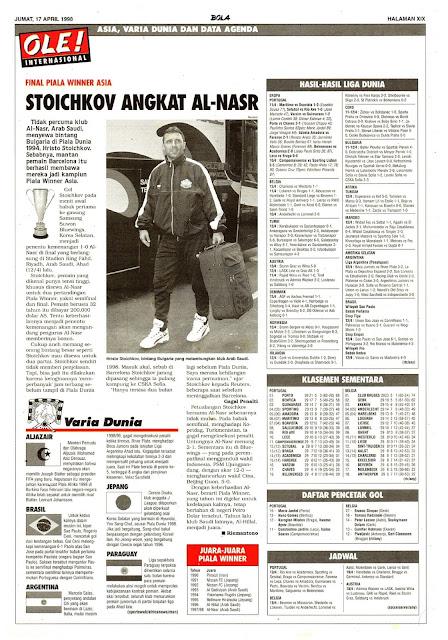 FINAL PIALA WINNER ASIA STOICHKOV AL-NASR