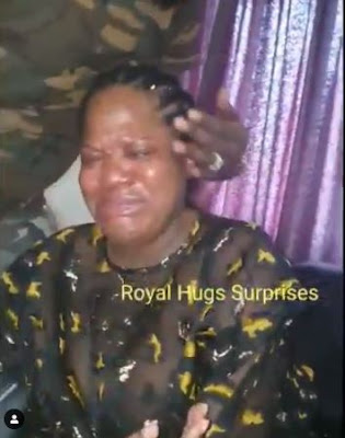 Toyin Abraham Cries As Fans Gifts Her 1 Million Naira On Her 35th Birthday (VIDEO)