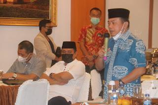 Percepat Pembangunan, Gubernur Kumpulkan Pihak Balai