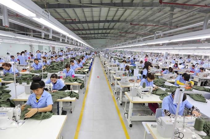 Nhu cầu và cách sử dụng máy giặt công nghiệp hiệu quả cho công ty may mặc