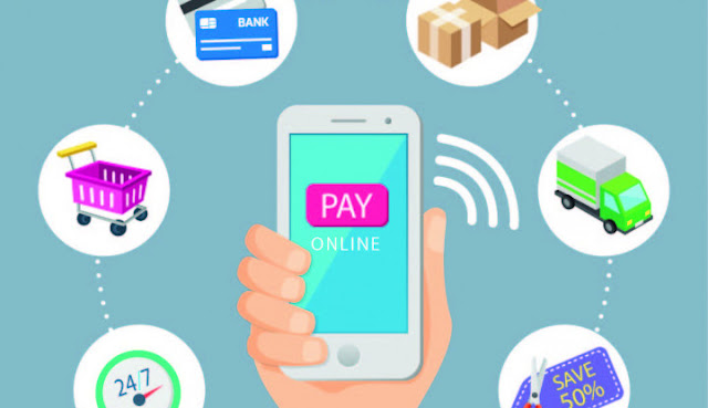 Transaksi Digital Naik 64 Persen Selama Pemberlakukan PSBB