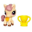 Littlest Pet Shop Singles Horse (#1512) Pet