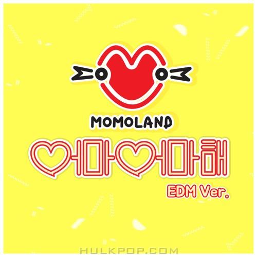 MOMOLAND – Wonderful love (EDM Ver.) – Single