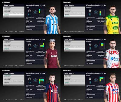 PES 2021 Liga Argentina 1 by Nicox