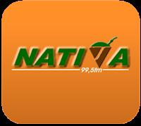 Rádio Nativa FM de Santa Maria RS ao vivo