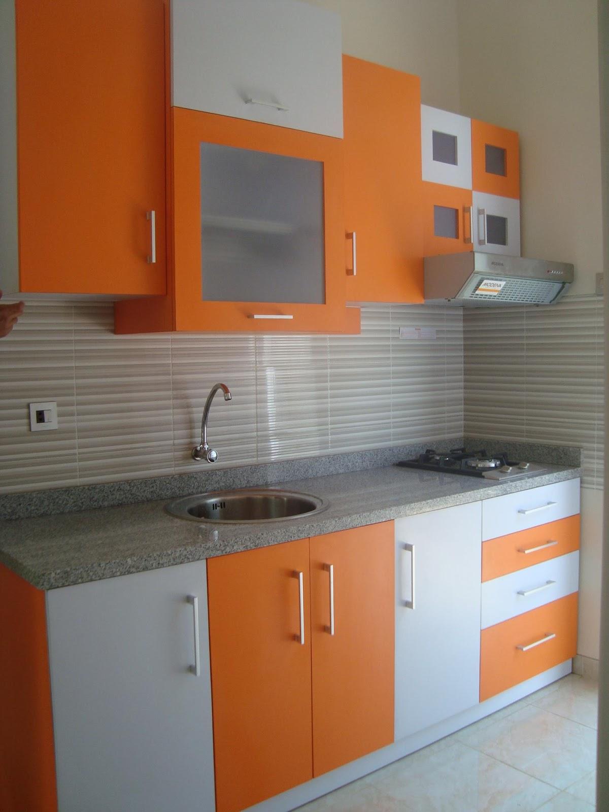 Kitchen set minimalis 2016 - Harga Kitchen Set Depok Murah