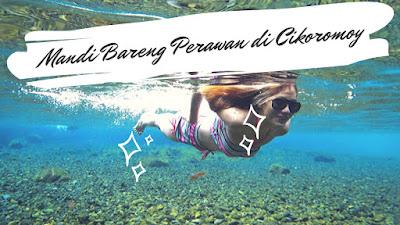 Mandi Bareng Perawan di Mata Air Cikoromoy: Pesona Wisata Pandeglang Mirip Umbul Ponggok