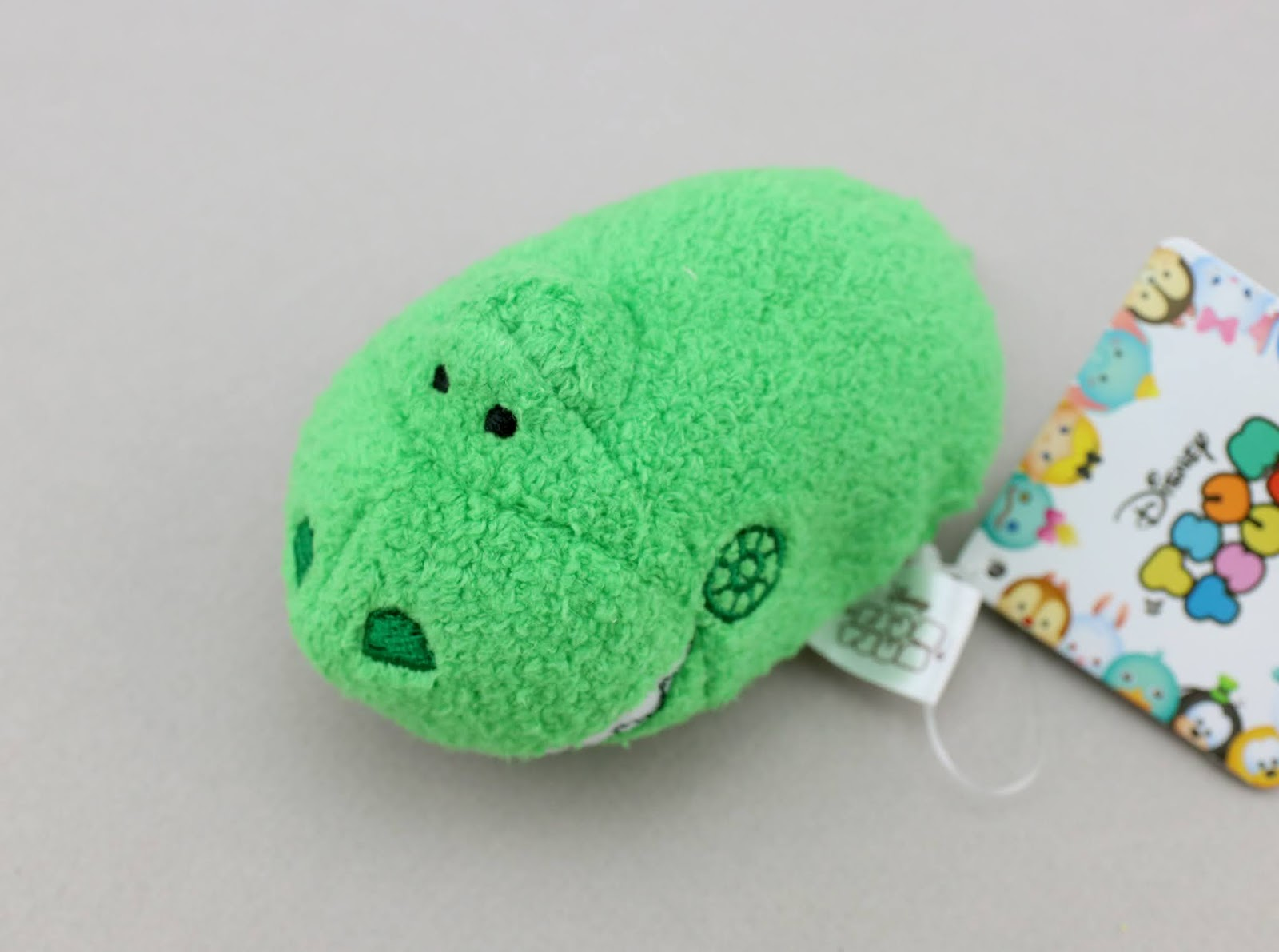 toy story 4 tsum tsums rex