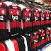 Flamengo vende cerca de 15 mil camisas pelo Brasil no dia do lançamento