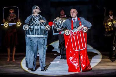 "Teatr Syrena musical ""Kariera Nikodema Dyzmy"""