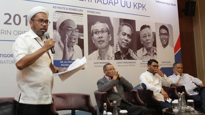 Buzzer Bela Rezim,  Ngabalin: Yang Terzalimi Itu Pemerintah!