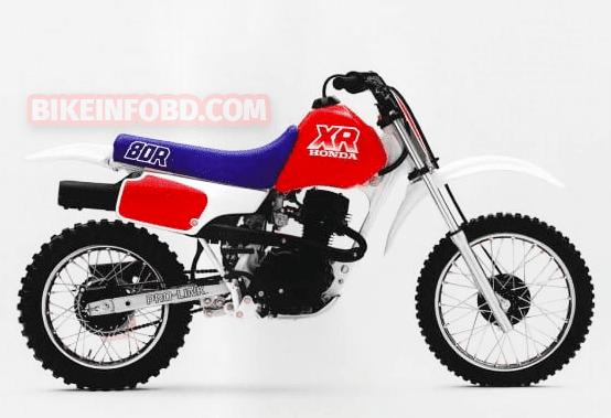 1987 Honda XR80