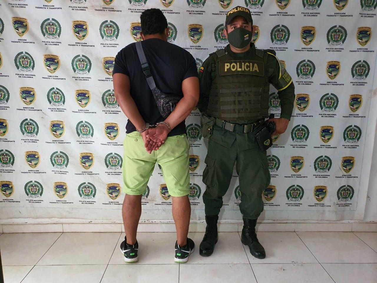 hoyennoticia.com, Capturado en el Cesar hombre buscado en Cartagena