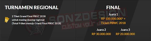 [PBGC 2018] PointBlank Garena Championsip 2018