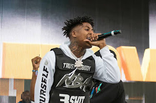 NBA Youngboy Joins Blueface Mom's Kicks Out Lineup