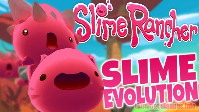 Download Game Slime Rancher Full Crack – Trang trại thú vật