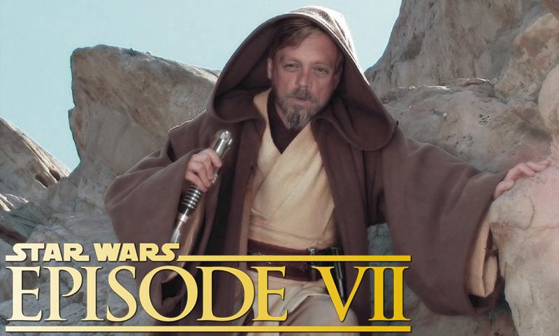 Rumor: Where is Luke Skywalker at the Start of Episode VII ...