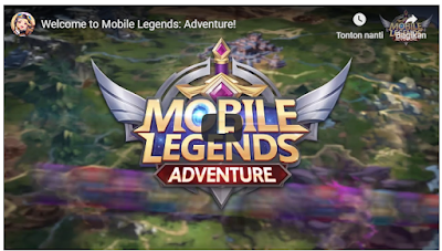Mobile legend adventure, Game terbaru Moonton
