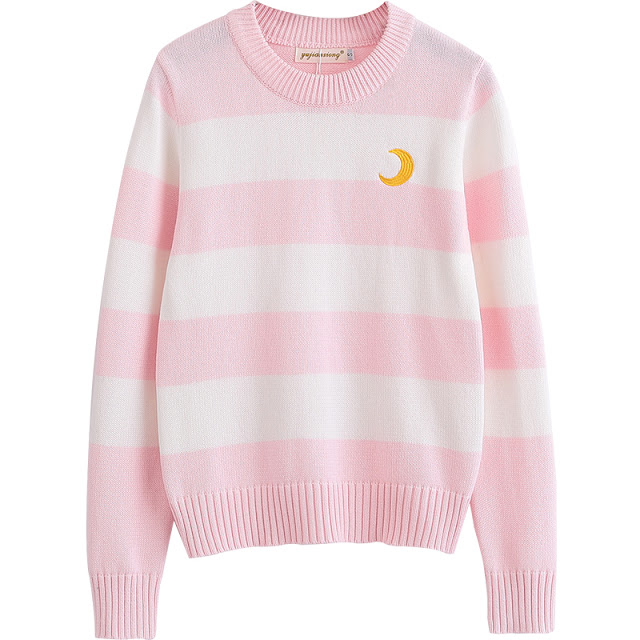 Kawaii Pink Sweater