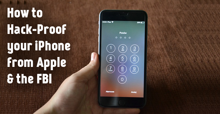 Here's How to Hack-Proof your iOS Device fro Unlock iPhone