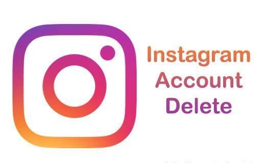 How To Delete Instagram Account In Hindi 2019 {*Instagram account Permanently delete*}