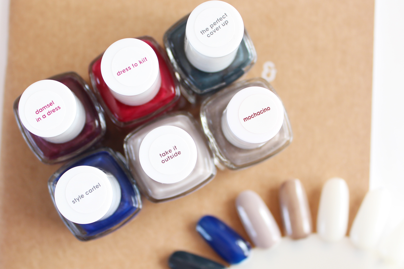 ESSIE HAUL [Yes, I Bought More Nail Polish...] - CassandraMyee