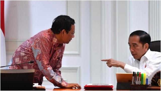 Disalahkan di Kasus Novel Baswedan, Ini Curhat Jokowi ke Mahfud