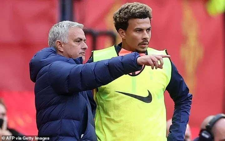 'I blame myself - working with Mourinho was great', says Alli