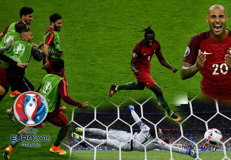 Portugal wins the Euro 2016 Championship Crown