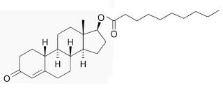 formula estrutura quimica deca durabolin