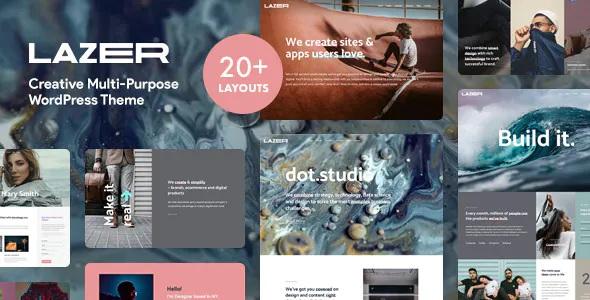 Best Creative Multi-Purpose WordPress Theme