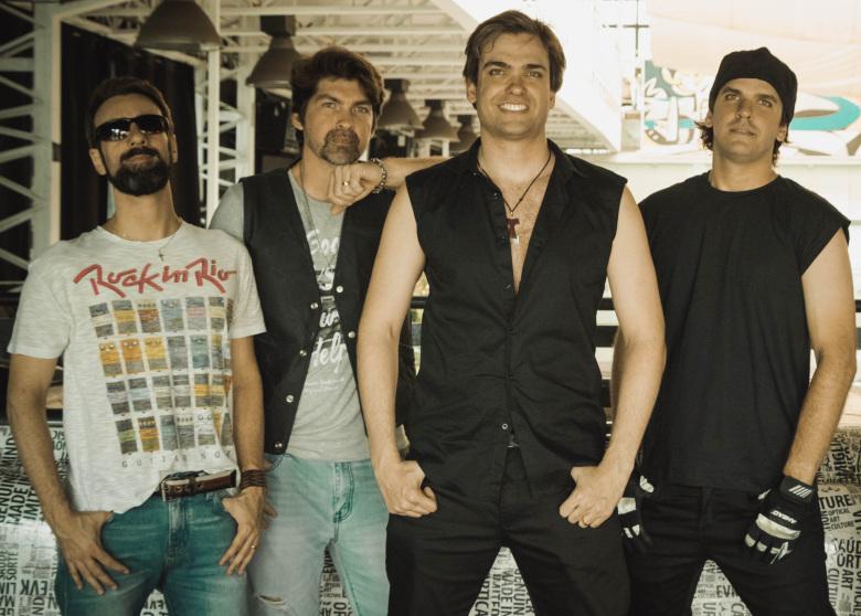 'Concha Rock Santos' apresenta tributo ao Bon Jovi