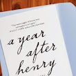 "Book Review: ""A Year After Henry"" by Cathie Pelletier"