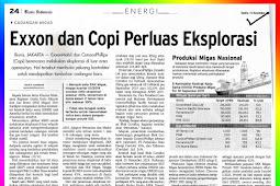Exxon and Copi Expand Exploration
