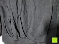 hinten: s.Oliver Damen Langarmshirt 14.503.39.2305, Einfarbig